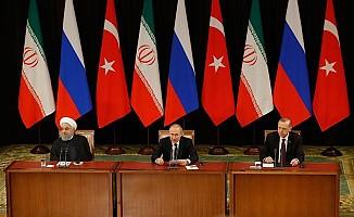 Erdoğan: Suriye Krizine Çözüm Umutları Hiç Bu Kadar Filizlenmemişti