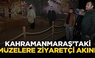 Kahramanmaraş'taki müzelere ziyaretçi akını!