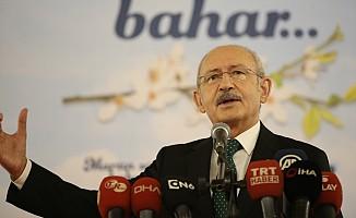 Kılıçdaroğlu: Sağlıklı Ve Tutarlı Bir Gelir Dağılımı Olmalı