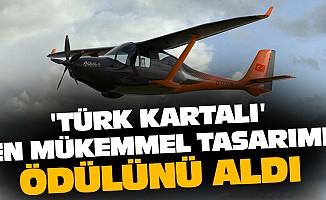Türk Kartalı En Mükemmel Tasarımı Ödülünü Aldı
