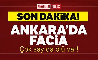 Ankara'da facia!