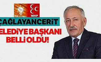 Kahramanmaraş'ın Çağlayancerit İlçesinde Belediye Başkanlığını Kesin Olmayan Sonuçlara Göre, MHP adayı kazandı!