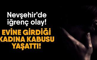 Nevşehir'de iğrenç olay!