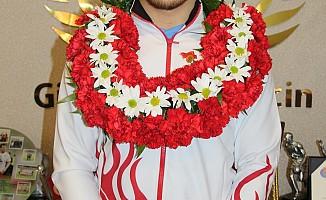 Şaban Kızıltaş Güreş U23 Avrupa 3.Sü