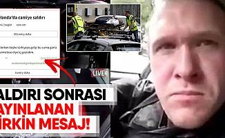 Yeni Zelanda'daki cami saldırısı sonrasısosyal medya platformunda Müslümanlara çirkin mesaj!