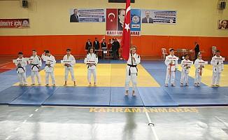 23 Nisan Ulusal Egemenlik Ve Çocuk Bayramı Judo Turnuvası Tamamlandı