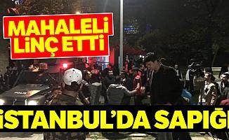 İstanbulKasımpaşa'da iğrenç olay! Sapığa vatandaşlardan linç girişimi...