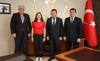 Safiye Sarıtürk Atıcılık Dünya Kupası Yolcusu