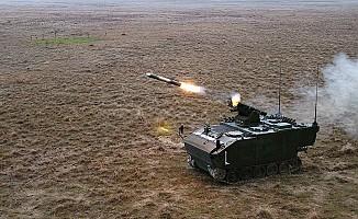 Türkiye'nin Tank Avcısı 'Kaplan' Vitrine Çıkıyor