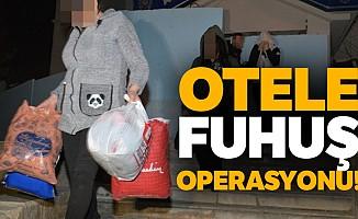 Vanmerkezli fuhuş operasyonu: 37 gözaltı
