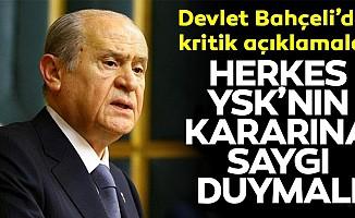 Devlet Bahçeli'den İmamoğlu'nun sloganıyla ilgili flaş açıklama!
