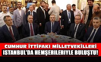 Ak Parti Milletvekilleri İstanbul'da hemşerileriyle buluştu!