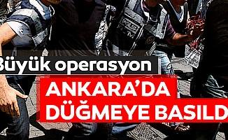 Ankara'daFETÖoperasyonu: 52 gözaltı