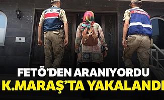 Bayburt'ta aranan FETÖ/PDY firarisiKahramanmaraş'ta yakalandı