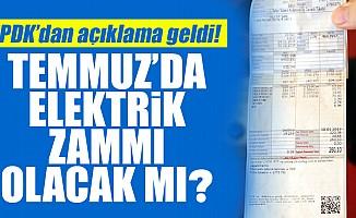 EPDK'denelektrik zammıhakkında flaş açıklama!