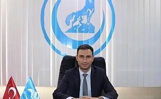 Kahramanmaraş Ülkü Ocakları Başkanı Hüseyin Kayış, Ramazan Bayramı münasebetiyle kutlama mesajı yayımladı.