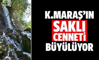 Kahramanmaraş'ın Saklı Cenneti Büyülüyor