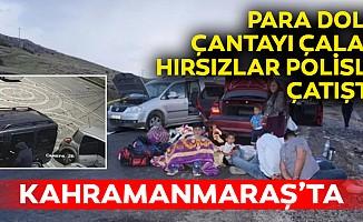 Kahramanmaraş'ta hırsızlar polisle çatıştı; 3 yaralı var