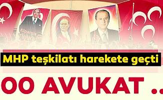 MHPİzmirteşkilatı 100 avukatlaİstanbul'a gidecek