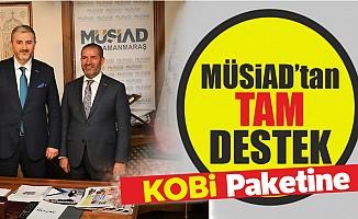 MÜSİAD'dan tam destek!