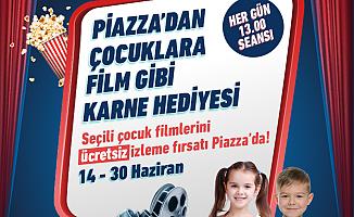 Piazza'dan Çocuklara Film Festivali