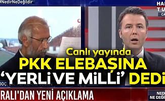 PKK elebaşına 'yerli ve milli' dedi