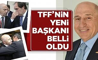 Türkiye Futbol Federasyonu(TFF) yeni başkanıNihat Özdemiroldu