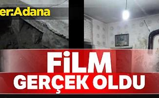 Yer: Adana... Film gerçek oldu!