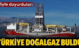 """Fatih sondaj gemisi 170 milyar metreküpdoğalgazrezervi buldu"""""""