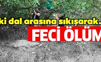 Bursa'da feci ölüm...