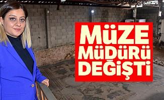 Kahramanmaraş Kent Müzesi Müdürü Değişti
