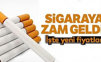 Sigaraya büyük zam!
