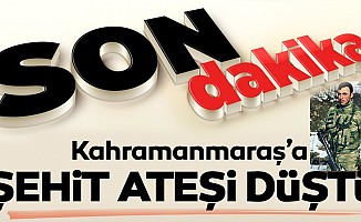 Sınır ötesinden Kahramanmaraş'a acı haber!