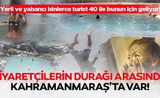 Yerli ve yabancı binlerce turist 40 ile bunun için geliyor! Ziyaretçilerin durağı arasında Kahramanmaraş'ta var!