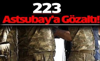 223 Astsubay'a Gözaltı!