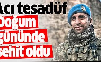 Barış Pınarı Harekâtı'nda şehit olan askerle ilgili kahreden detay