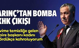 Bülent Arınç'tan bomba KHK çıkışı!