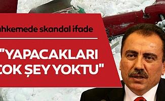 Muhsin Yazıcıoğludavasında skandal ifade!