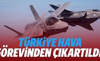 Türkiye hava görevinden çıkartıldı!
