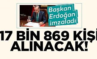 17 bin 689 sözleşmeli sağlık personeli alımı yapılacak!