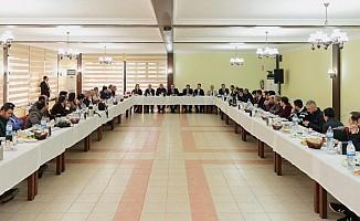 Başkan Güngör'den çarpıcı açıklama; 'Fatih Mehmet Erkoç'a bir tek laf söylemedim'