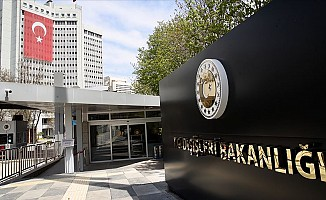 Türkiye'den ABD'nin yasa dışı Yahudi yerleşim kararına tepki