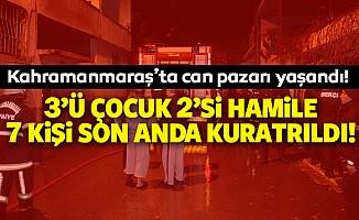 Kahramanmaraş'ta can pazarı yaşandı!