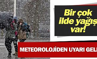 Kar, yağmur, fırtına aman dikkat!