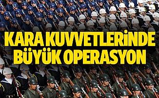 Kara Kuvvetlerinde Büyük Operasyon