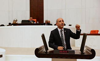 Öztunç, Dulkadiroğlu'nun sorununu meclis'e taşıdı!
