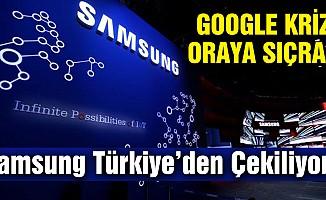 Samsung Türkiye'den Çekiliyor