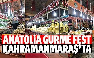 Anatolia Gurme Fest Kahramanmaraş'ta