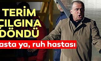 Fatih Terim'den Belhanda'ya sert tepki: