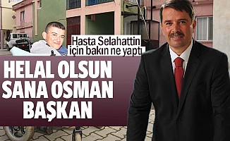 Helal olsun sana Osman başkan!